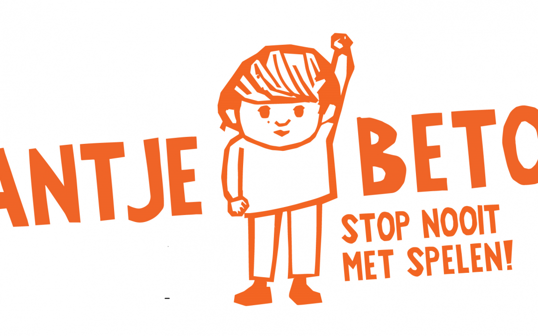 Help met de online collecte voor Jantje Beton