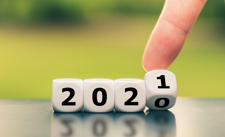 Korte terugblik op 2020 en vooruitblik naar 2021